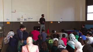 Maarif School NJ Jummah Khutba Nov 17, 2017