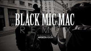 Jeune Slow - Black Mic Mac Remix Feat. Billy Bats, A2H, Wilow Amsgood, Jiddy Vybzz  (Clip Officiel)