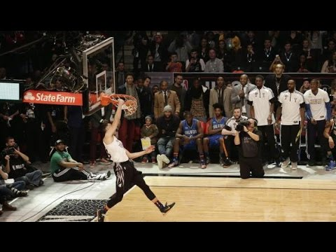 Best of the 2015 NBA Dunk Contest