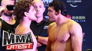 Luis Santos Misses Weight at ONE FC Pride of Lions | MMA Latest Asia