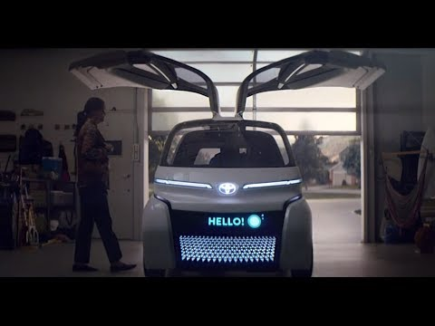 Toyota Mobility For All Campaign