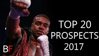 Boxing Prospects: Top 20 of 2017
