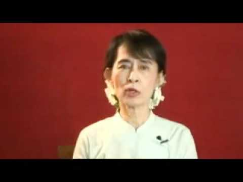 Aung San Suu Kyi on sexual violence in conflict
