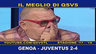 QSVS - I GOL DI GENOA - JUVENTUS  2-4 TELELOMBARDIA / TOP CALCIO 24