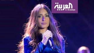 صباح العربية  هبة طوجي في ليلة حلم رحبانية في دبي