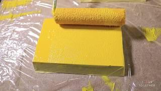 // SIMPLE & LOW BUDGET // How to design a hexagon honeycomb shelves set