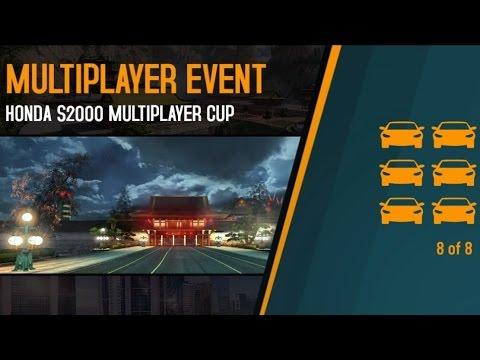 Asphalt 8 Airborne Honda S2000 Multiplayer Cup Event