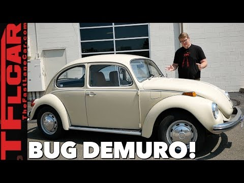 Xxx Mp4 Here S Why VW Sold Over 21 Million Beetles Bug Demuro Beetle Diaries Ep 9 3gp Sex
