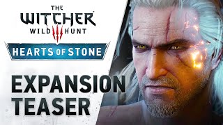 The Witcher 3: Wild Hunt - Hearts of Stone (expansion teaser)