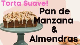 Pan de Manzana y Almendras