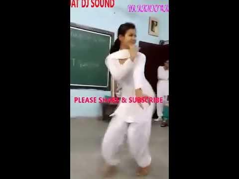 Desi Girl Dance On Haryanvi Song Sapna Ke Gane Pe Dance dekhiya iska latke jatke