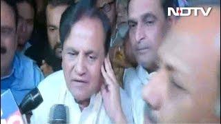 Congress Says Ahmed Patel Has Retained Gujarat Rajya Sabha Seat