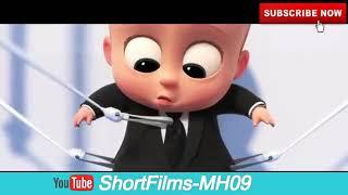 Jing Jing Jingaat - From Movie Sairaat | Awesome Baby Dance | For Fun