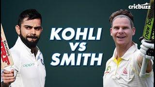 Virat Kohli vs Steve Smith: Who's better?
