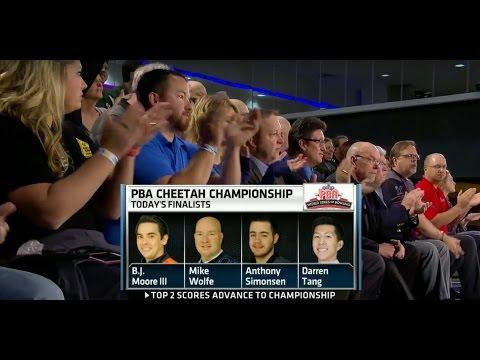 2016 PBA Cheetah Championship Finals