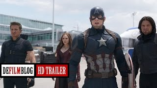 Captain America: Civil War (2016) Official HD Trailer [1080p]