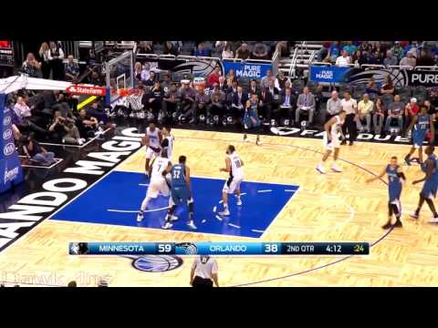 Zach LaVine Full Highlights 2016 11 09 at Magic   37 Pts, 7 9 From Three, On FiRE!