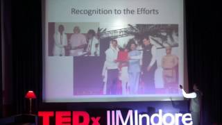 Ideal Village : Dream to Reality   POPATRAO BAGUJI PAWAR   TEDxIIMIndore