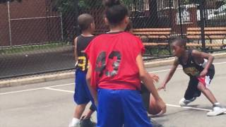 One of the Best 11 Year Old Basketball Players In Brooklyn!!!!