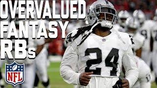 Most Overvalued Fantasy Running Backs for the 2017 Season | NFL