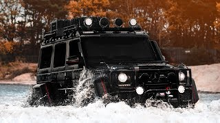 MY NEW 800 HP G500 4x4 TESTED TO THE LIMIT! | VLOG² 107