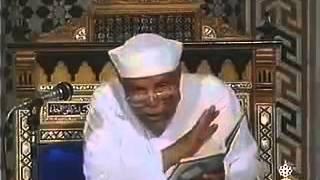 تفسير سوره النور الله نور السماوات و الارض ايه (35)