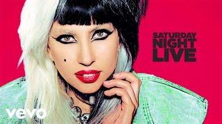 Lady Gaga - Born This Way (Live on SNL)
