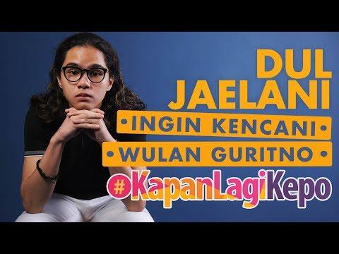 Dul Jaelani Ngaku Ingin Kencani Wulan Guritno!