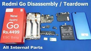 Redmi Go Disassembly / Redmi Go Teardown || How to Open Redmi Go Rs4499