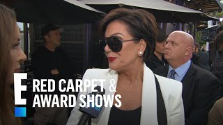 Kris Jenner Gives Update on Kim K. Post-Robbery | E! Live from the Red Carpet