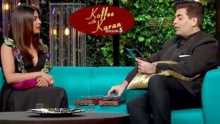 Koffee With Karan 5 Latest Episode Priyanka Chopra Special | REVIEW