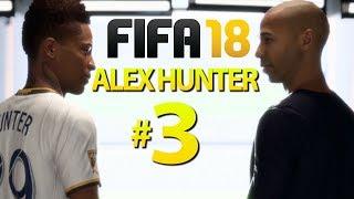 FIFA 18 TÜRKÇE ALEX HUNTER - BÖLÜM 3: TRANSFER OLDUK!