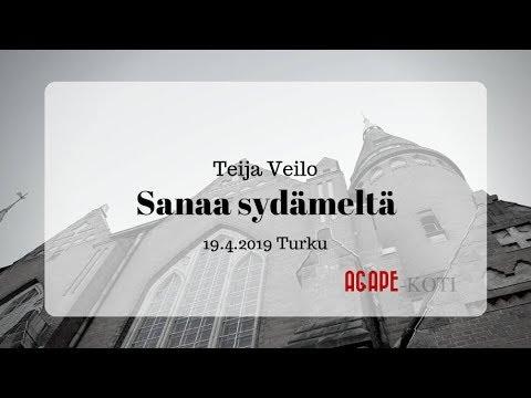 Xxx Mp4 Sanaa Sydämeltä Teija Veilo 19 4 2019 3gp Sex