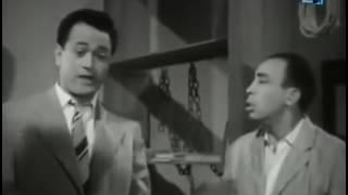 إسماعيل ياسين في الفيلم الكوميدي   لوكاندة المفاجأت   Ismail Yassin Film