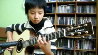 (Sungha Jung) Perfect Blue - Sungha Jung