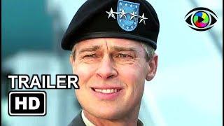 WAR MACHINE Trailer 3 (2017) | Brad Pitt, Anthony Hayes, John Magaro