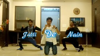 Roshan Prince ft. Millind Gaba   Jatti De Nain   Choreography by Guman Singla