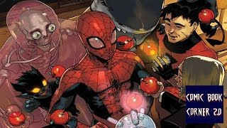 Spider-Man and The X-Men #1 Schools in Session Spidey (Review)