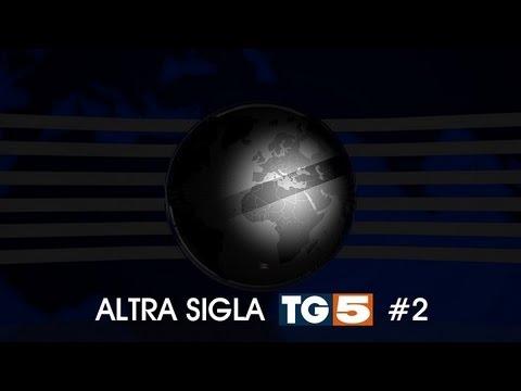 Creazione Altra Sigla TG5 2