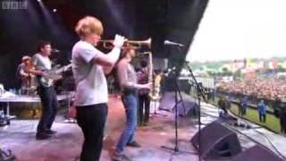Foals - XXXXX & The French Open (Live @ Glastonbury 2008)
