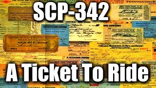 SCP-342 A Ticket to Ride (Object Class: Euclid) (Season 3 remake)
