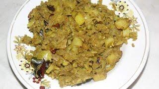 Chuda Upma Recipe, Poha Upma Recipe Video In Hindi