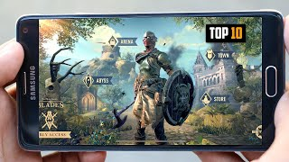 TOP 10 NEW Android Games of the Month - APRIL 2019 | High Graphics (Online/Offline)