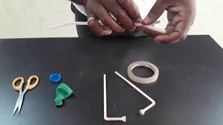 How to make low cost stethoscope for students