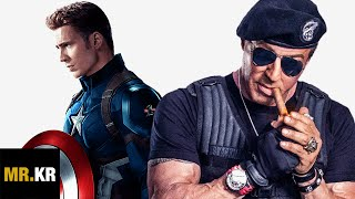 Captain America: Civil War - (Expendables 3 Style)