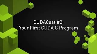 Your First CUDA C Program