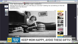 Keep mom happy, avoid these gifts!