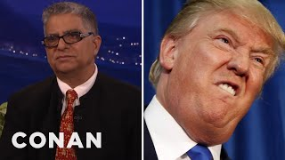 Deepak Chopra: Donald Trump