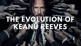 The Evolution Of Keanu Reeves In Movies
