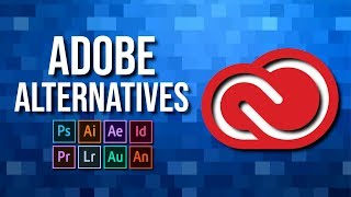 10 Best FREE Adobe Creative Cloud Alternatives